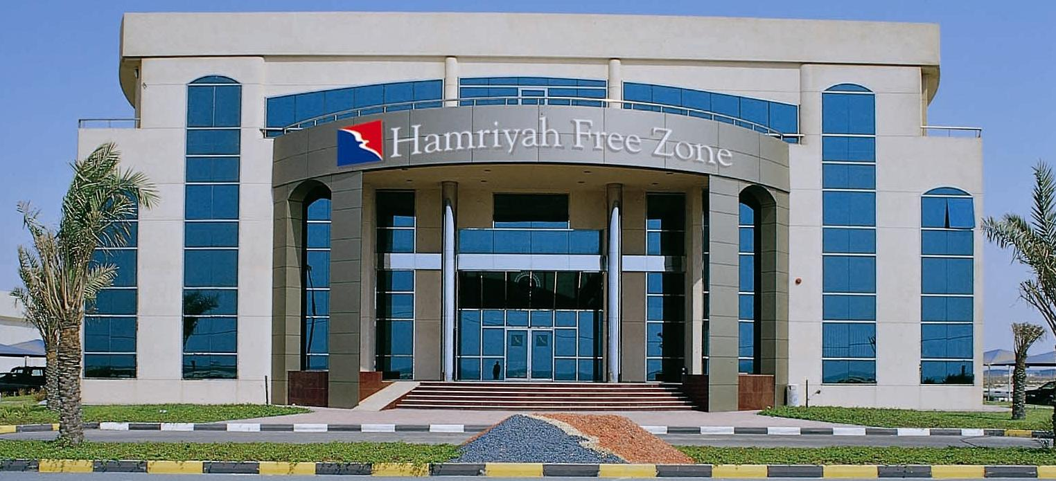 Hamriya Free Zone & Sharjah Safe Zone( Factory , Buildings & Head Quarters)