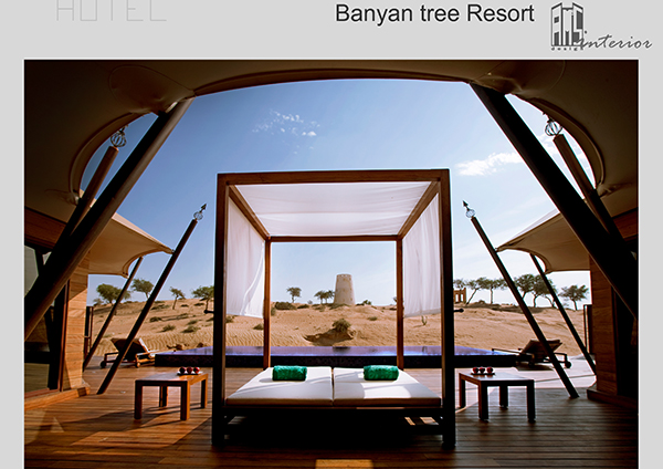 Banyan Tree Hotel & Resort - Ras Al Khaimah - Uae