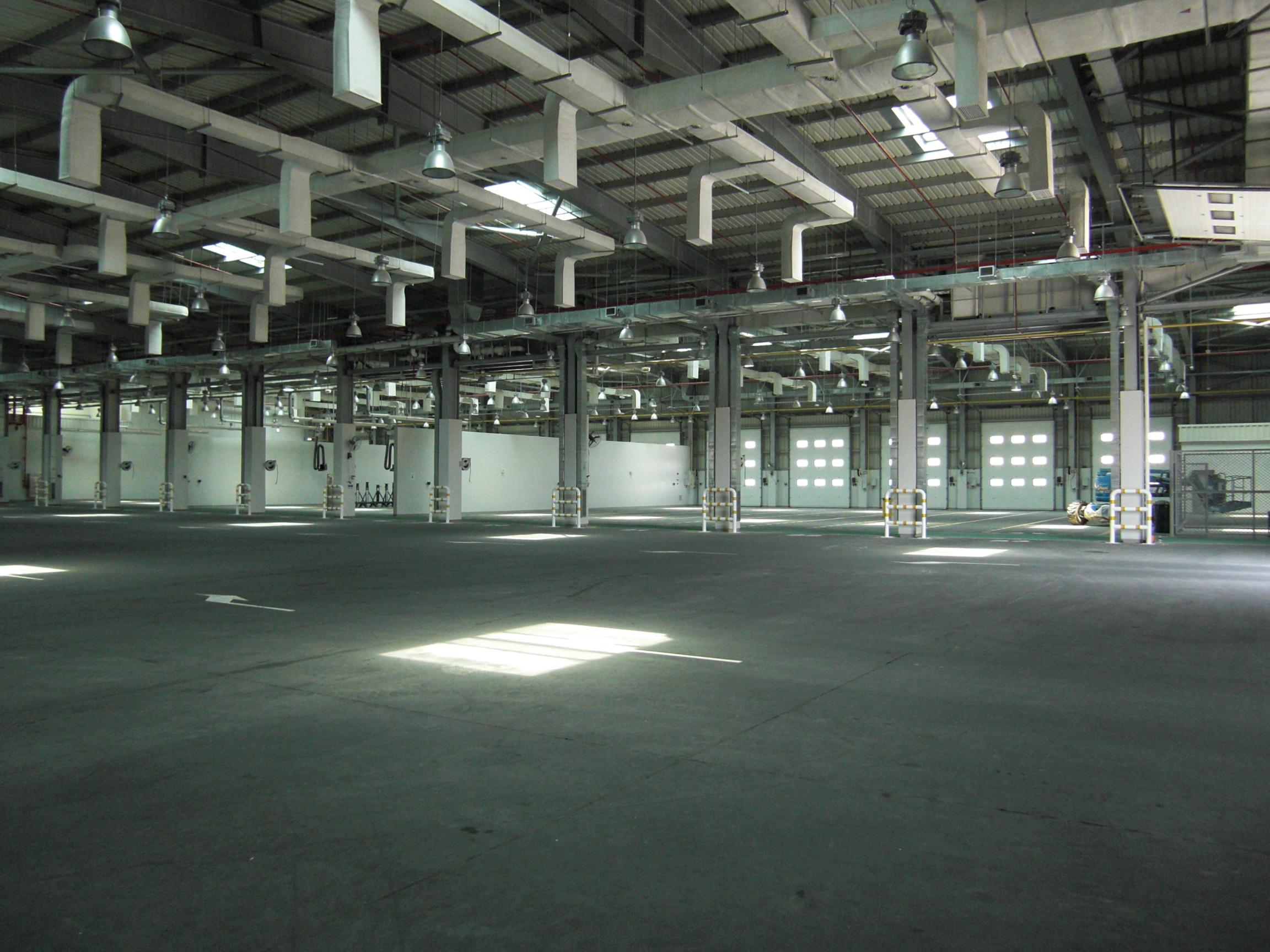 Jebel Ali Industrial Bus Depot, Dubai
