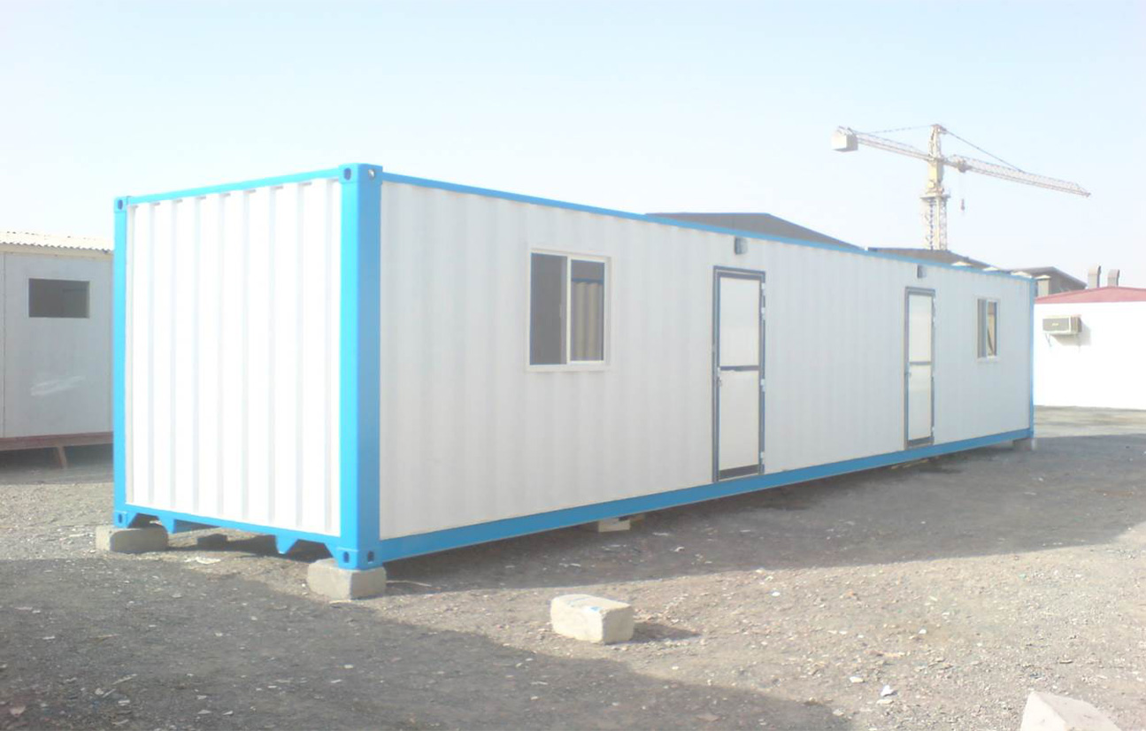 Steel Container Cabins