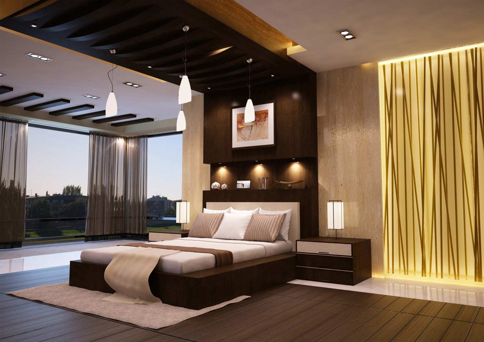 Villas - Bed Room View 2