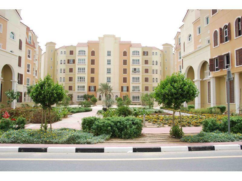 Discovery Gardens Zen 1 & Med 2 - Dubai