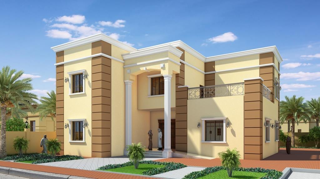 306 Villas - Package A,b&c - Ajman