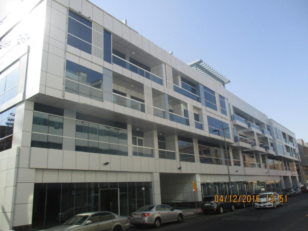 R1003- Residential/ Commercial Building (b+g+m+2f+hc) – Karama Area – Dubai