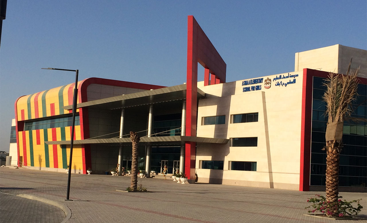 Al Noof Primary School C1 & Kg – Sharjah