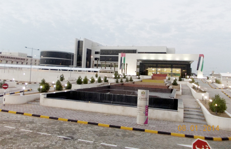 Al Qassimmy Maternity Hospital & Emergency Extension In  Al Khozamiya – Sharjah
