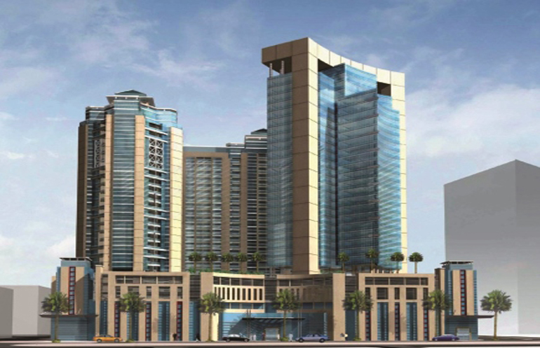 Ajman Grand Complex