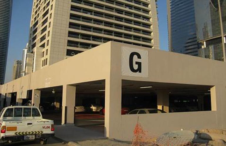 Jlt Parking Garage – Clusters I, X & Y Plus Concourse Expansions