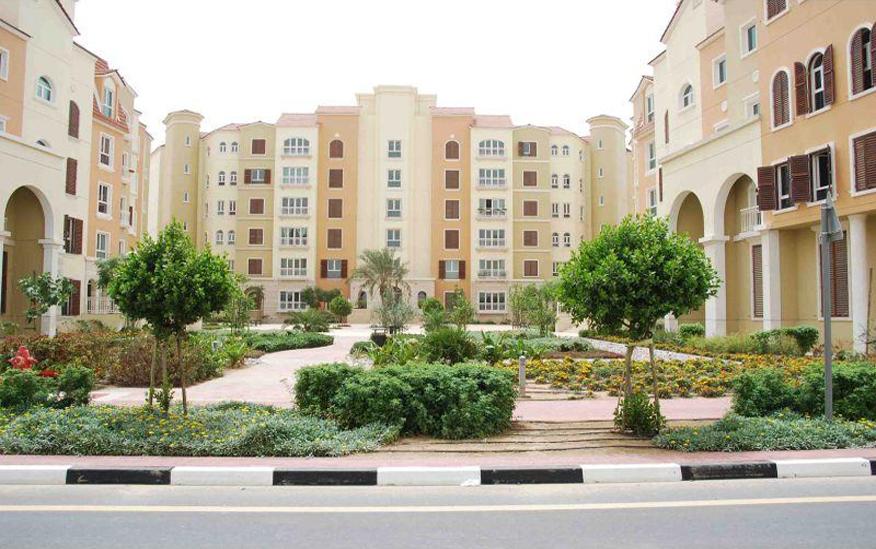 Nakheel Discovery Gardens  Zen Garden & Med Garden