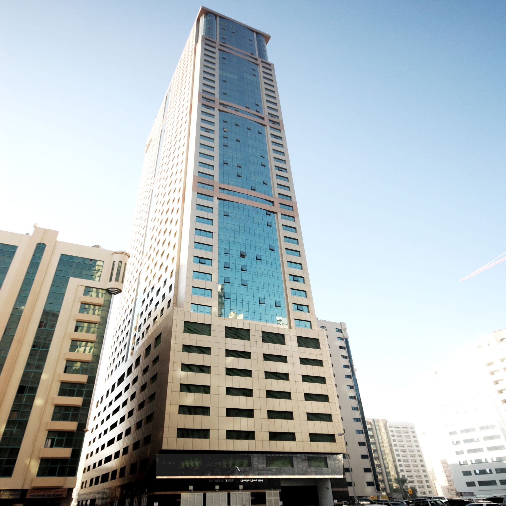 Orient  Tower – G+42 – Sharjah