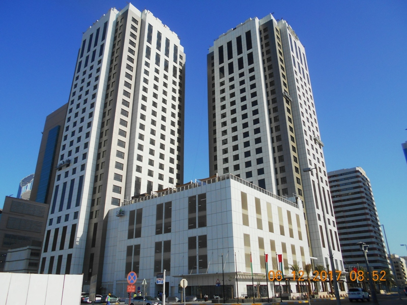 Residential And Commercial Towers -  Abu Dhabi