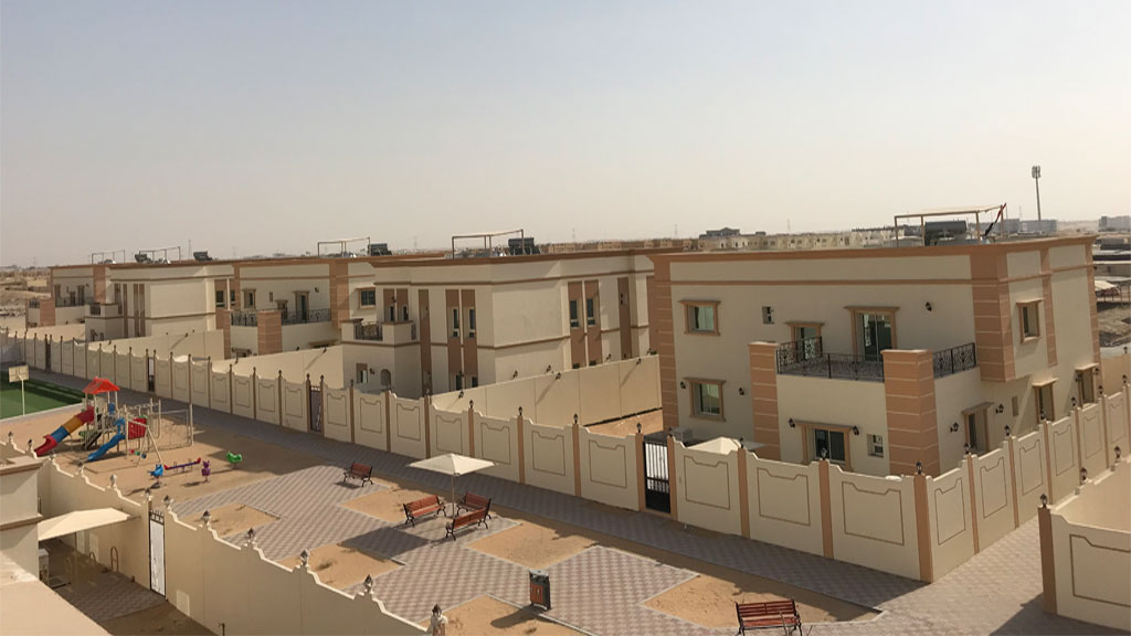 306 Villas - Residential Compound In Al Raghayeb 2 - Ajman