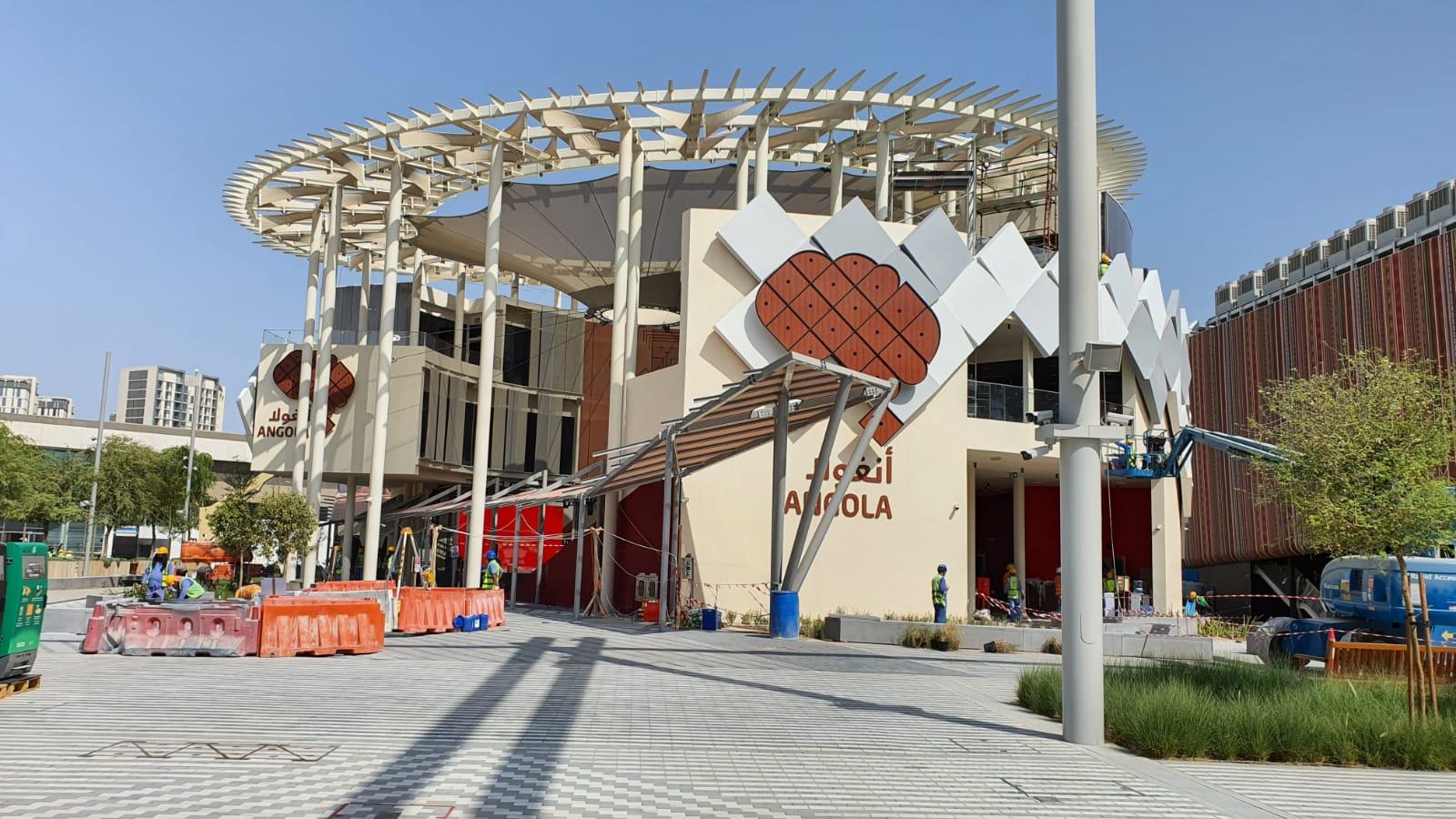 EXPO 2020 - Angola Pavilion - Dubai
